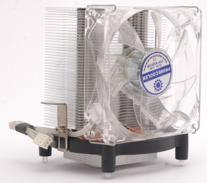 PrimeCooler PC-HP4 SuperSilent Heatpipe Cooler (775/754/939/940) - PC-HP4