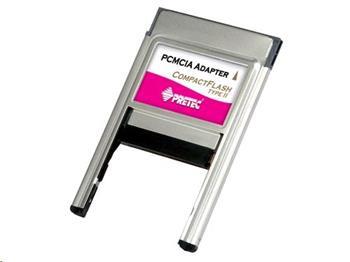 CompactFlash/PCMCIA Type II adapter (podpora I+II) - pcacfa+