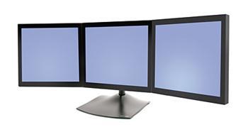 ERGOTRON DS100 Triple Monitor-horizontální stojan pro 3 LCD - 33-323-200