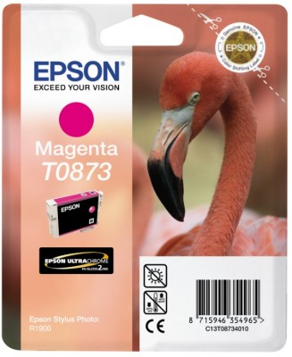 Epson ink bar Stylus Photo R1900 - Magenta - C13T08734010