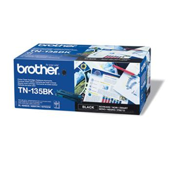 BROTHER TN-135BK toner černý pro HL4040/4050, 5k - TN135Bk