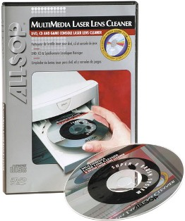 MultiMedia Laser Lens Cleaner (cd/dvd čistící) - 05600