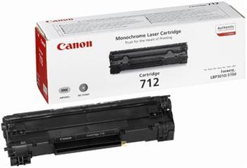 Canon CRG-712 toner pro LBP-3010/LBP-3100 (1500 pgs, 5%) - 1870B002