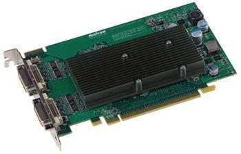 Matrox M9125 512MB , 2xDVI,PCI-Express - M9125-E512F