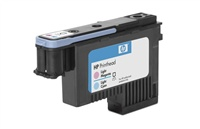 HP No. 91 Light Magenta and Light Cyan Printhead pro DJ Z6100 - C9462A