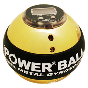 350Hz Light Metal Powerball - 350Hz Light Metal Po