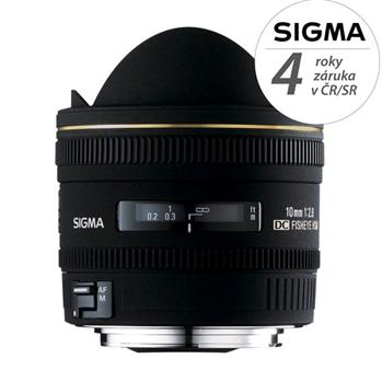 SIGMA 10/2.8 EX DC Fisheye HSM Nikon - 12019300