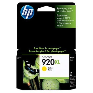 HP Ink Cart Yellow No. 920XL pro HP OfficeJet Pro 6500 - CD974AE