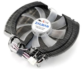 Zalman VF2000 LED chladič VGA/CPU - VF2000 LED