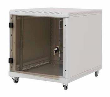 """Triton 19"""" kontejnerový rozvaděč 12U, 900hl, barva šedá - RCA-12-A69-CAX-A1"""