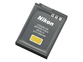 VFB10401 Nikon EN-EL12 DOBÍJECÍ BATERIE PRO S610/S610c/S710 - VFB10401