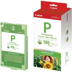 Canon E-P100 klasická fotografie 10x15 pro ES-3, ES-30, 100 ks - 1335B001