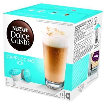 Nescafé Dolce Gusto Cappuccino Ice (8+8 ks) - 12120396