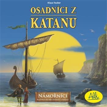 Osadníci z Katanu - rozšíření Námořníci - 99691
