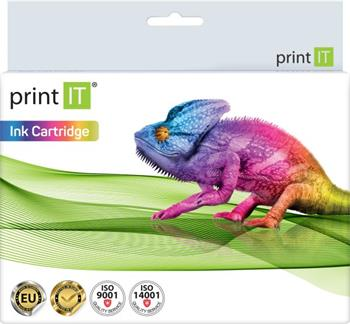 PRINT IT HP C8767E Black ink. - PI-48