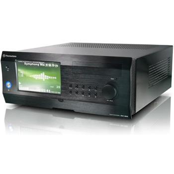"""THERMALTAKE VJ80051N2Z DH202, ATX, bez zdroje, Černá, Čtečka Flash, 7""""LCD, USB, Audio, Firewire - VJ80051N2Z"""