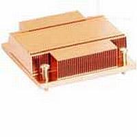 SUPERMICRO 1U passive heatsink s.1366, pasivní chladič - SNK-P0036