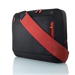 """Belkin case Messenger TopLoad 15.6"""", černá/červená - F8N244eaBR"""