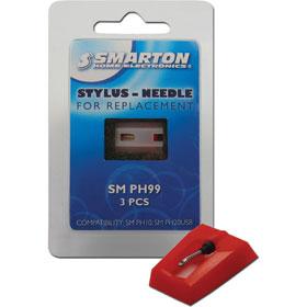 Sencor náhradní jehly pro gramofony Sencor a Smarton - SFT00154