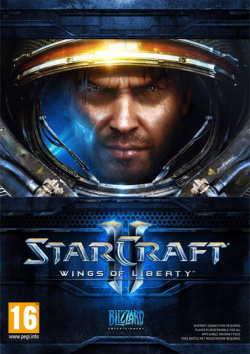 StarCraft II: Terrans - Wings of Liberty - 22876
