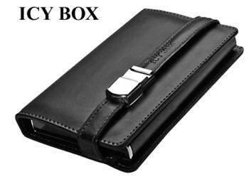 """Raidsonic Icybox IB-285StU-B, box pro SATA 2,5"""" HDD(9.5mm), USB - IB-285StU-B"""