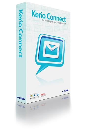 Kerio Connect Server licence 5 uživatelů, prodloužení 1 rok, el.licence - K10-0311005