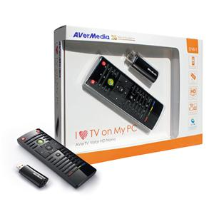 AverTV Volar HD Nano, USB, HDTV, TimeShift, DO, DVB-T - 61A867DV00AD
