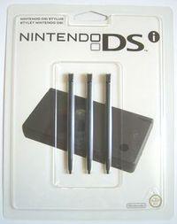 Stylus Black pro nintendo DSi, 3ks, Black - SFT00690