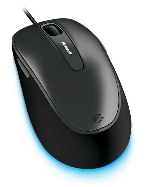 Myš Microsoft Comfort Mouse 4500 Lochnes Grey USB - 4FD-00024