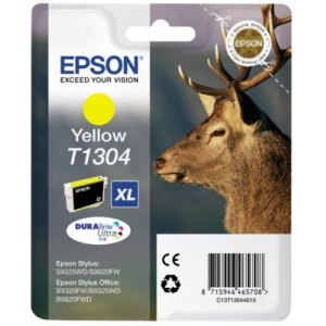 Epson ink bar Stylus SX525WD/BX305F/BX625FWD T1304 - yellow - C13T13044010