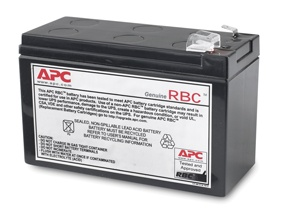 APC Replacement Battery Cartridge RBC110 - APCRBC110