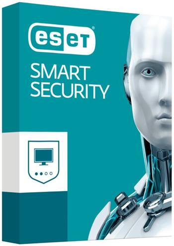 ESET Smart Security 10, 1lic na 1 rok - SFT02820