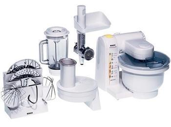 Bosch MUM 4655 EU universální kuchyňský robot bílý - MUM4655EU