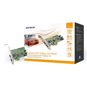AverTV DarkCrystal HD Capture Pro, HDMI, H.264,1080i HD - 61C0270000AD