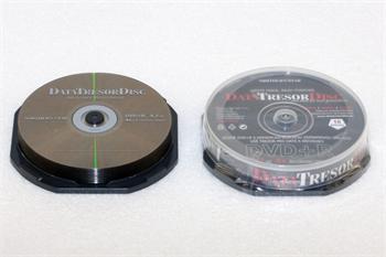DVD+R DataTresorDisc 4,7GB 4x spindl po 10ks - DTDCJSPPCAKE10