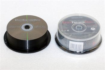DVD+R DataTresorDisc 4,7GB 4x spindl po 25ks - DTDCJSPPCAKE25