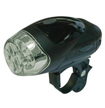 Emos LED cyklosvítilna XC-754, 4 diody, 4x AAA, přední - 1446000800